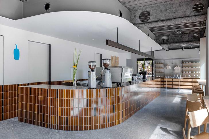 Фото №4 - Минималистское кафе в Токио по проекту Кэйдзи Асизавы