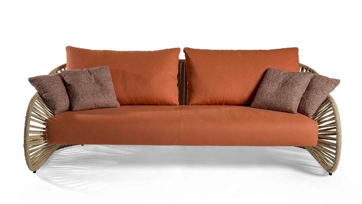 Фото №1 - Новая коллекция уличной мебели от Visionnaire