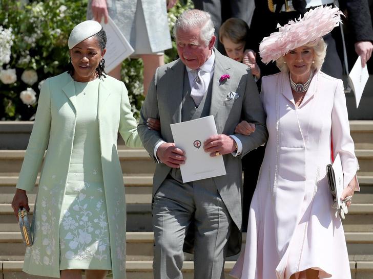 Фото №1 - Королевская ревность: что не поделили герцогиня Камилла и Дория Рэгланд