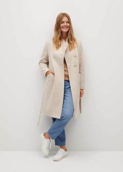 Фото №3 - 20 идеальных осенних пальто для полных женщин