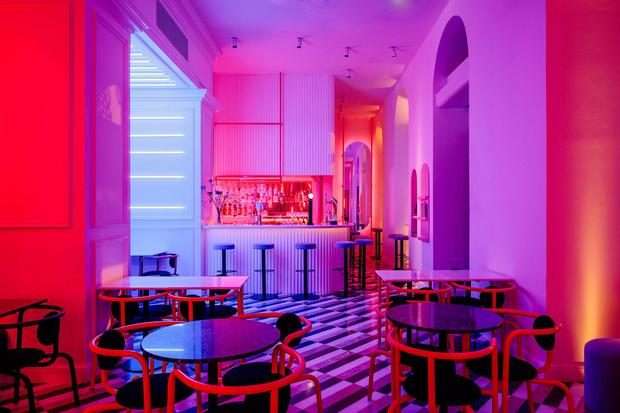 Фото №12 - Неоновые огни: ресторан Lulu в Лиссабоне