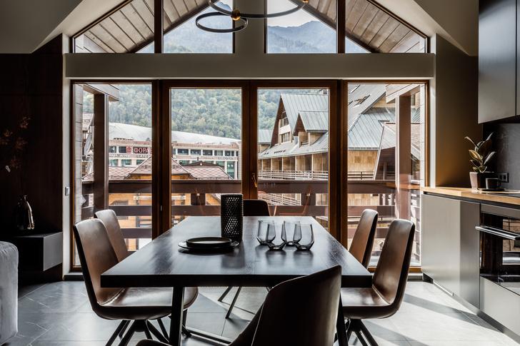 Фото №5 - Квартира 100 м² с видом на горы в Красной Поляне