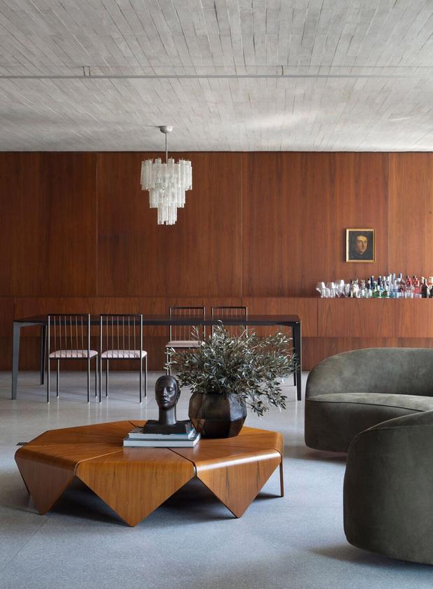 Фото №2 - Апартаменты с коллекционным дизайном в Сан-Паулу