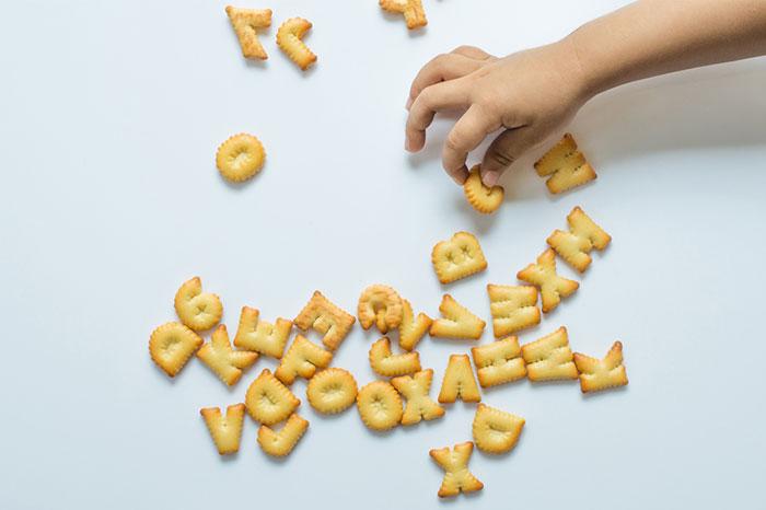 Фото №1 - Учим ребенка алфавиту: весело, вкусно, необычно