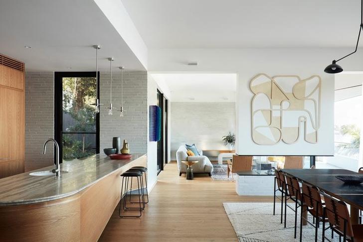 Фото №8 - Дом на песчаной насыпи в Австралии
