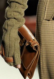 Фото №3 - Модные перчатки осени-2009
