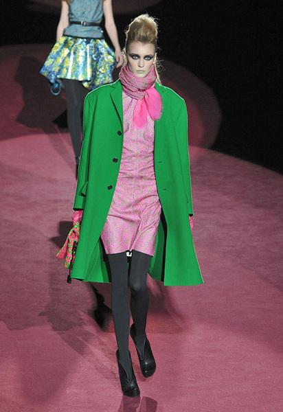 Фото №2 - Показ Marc Jacobs шокировал Неделю Моды