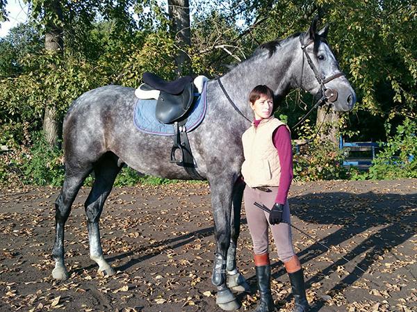 Фото №49 - Девушки на коне: самые романтичные наездницы Ульяновска