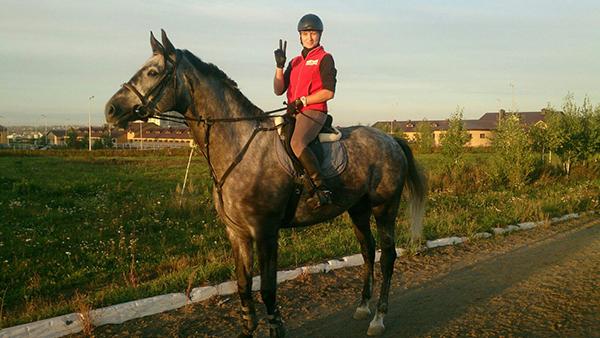 Фото №47 - Девушки на коне: самые романтичные наездницы Ульяновска
