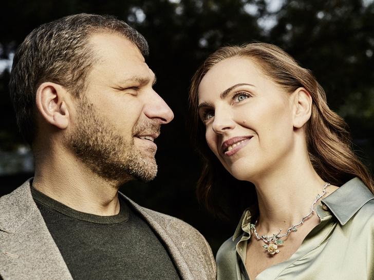 Фото №1 - Игорь и Екатерина Рыбаковы: семейное интервью