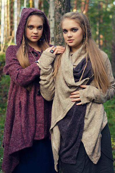 Мария и Дарья Карпенко, фото