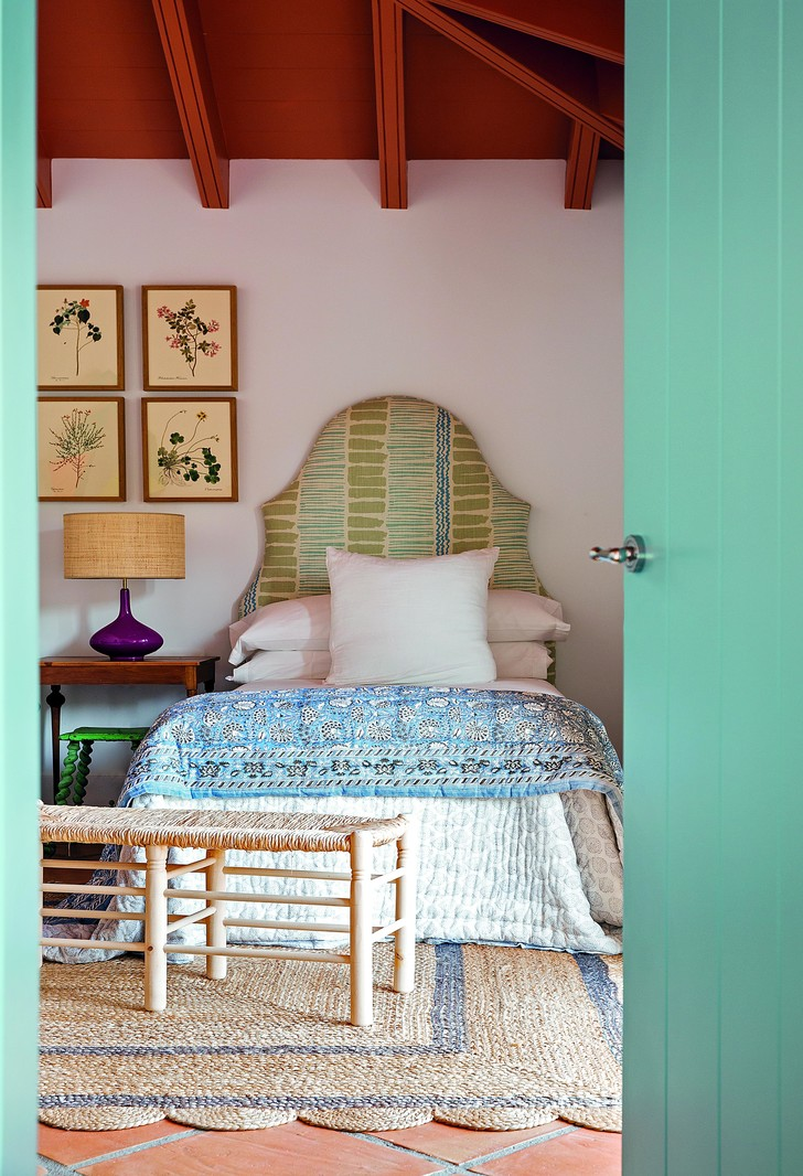 Фото №12 - Яркий летний дом дизайнера Луиса Гарсиа Фрайле в Марбелье