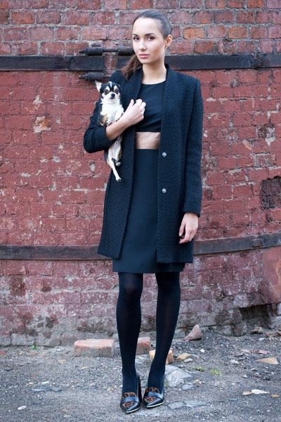 Фото №1 - Советы стилиста: с чем носить лоферы
