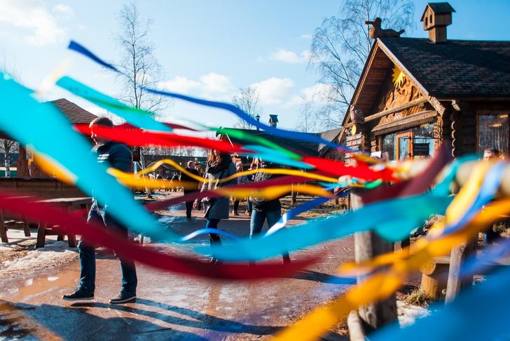 Фото №9 - Провожаем зиму: где в Петербурге погулять на Масленицу