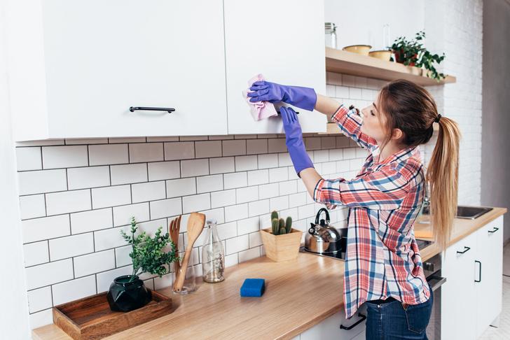 уборка квартиры, уборка дома, уборка кухни, правила уборки, быстрая уборка, советы по уборке, хитрости в уборке