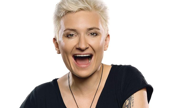 Певица Диана Арбенина, фото