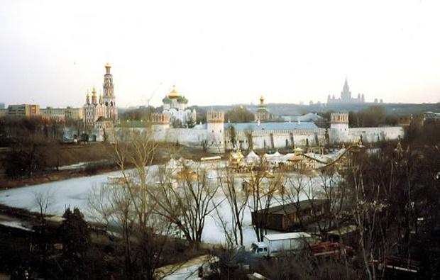 Фото №92 - Москва киношная: 125 культовых мест