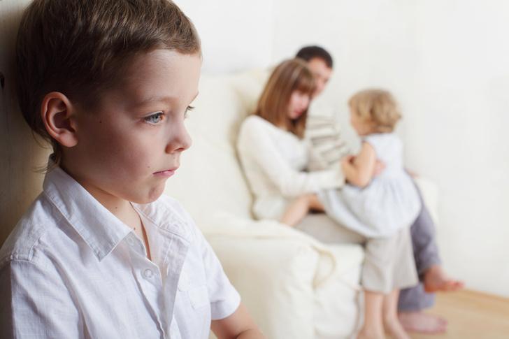 Фото №1 - Критика, обиды на родителей и другие причины аллергии у ребенка