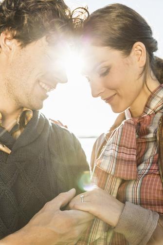 «До этого у меня были несерьезные, необдуманные браки...»