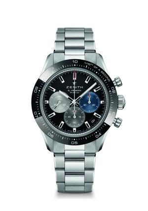Фото №5 - Влюбленным в спорт: Zenith представил часы Chronomaster Sport