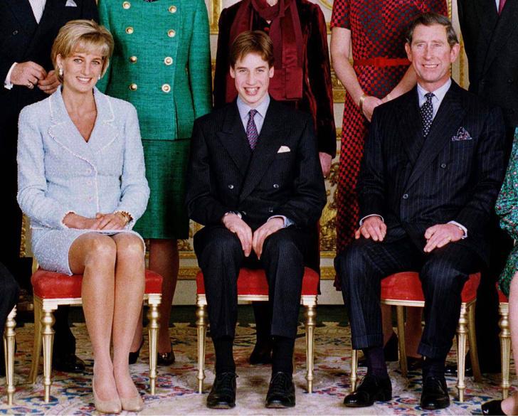 Фото №1 - Лучший наследник: почему Диана считала, что Чарльз должен уступить престол Уильяму