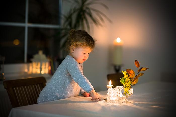Фото №2 - Новогоднее застолье для детей