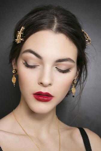 Смена декораций: makeup-мода нового сезона | галерея [1] фото [2]