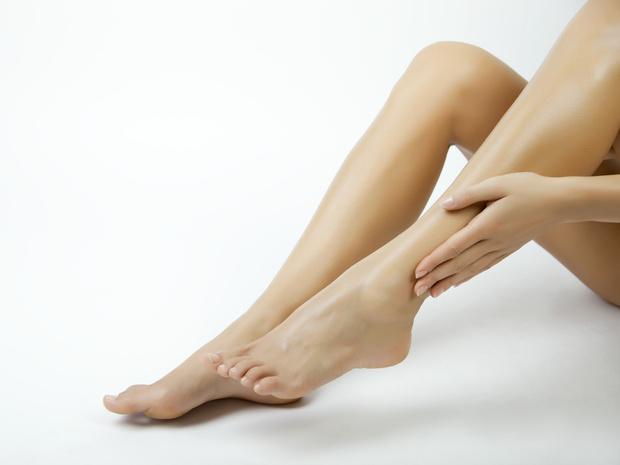 Фото №1 - Синдром беспокойных ног: что это такое и как с ним бороться