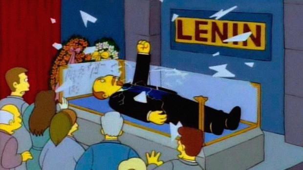 Фото №11 - Этого не было в «Симпсонах». Как сериалу начали приписывать пророчества, которых он не делал