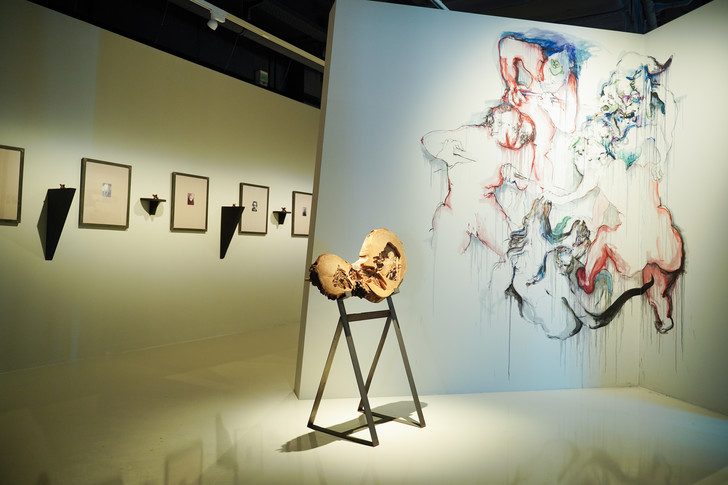 Фото №7 - Выставка номинантов второй московской арт-премии открылась в «Зарядье»