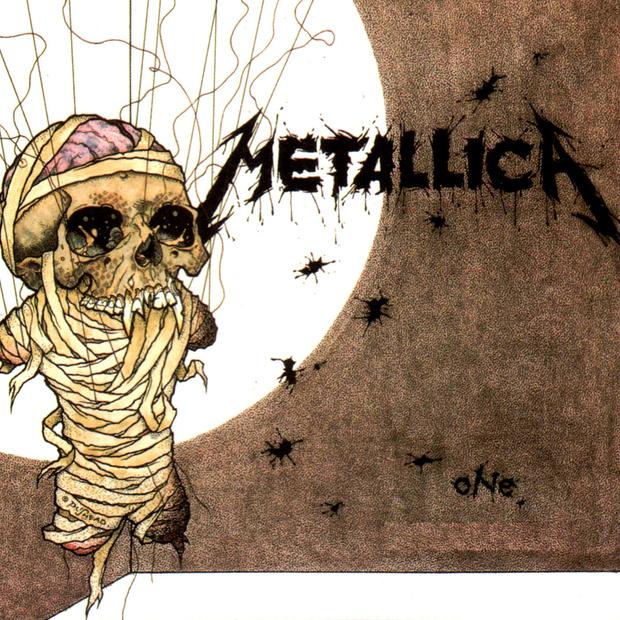 Фото №2 - История одной песни: «One» Metallica, 1988