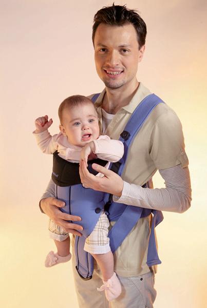 как носить ребенка в рюкзаке кенгуру