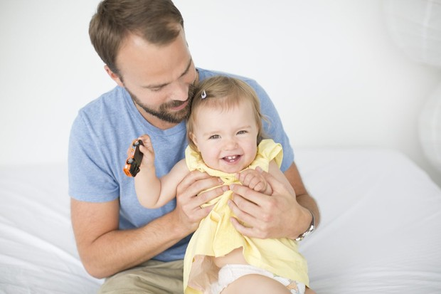что должен делать отец для ребенка
