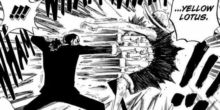 Фото №2 - Топ-5 самых легендарных битв в One Piece