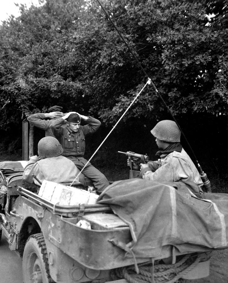 Фото №6 - Из шприца по фашистам— самый несерьезный автомат Второй мировой