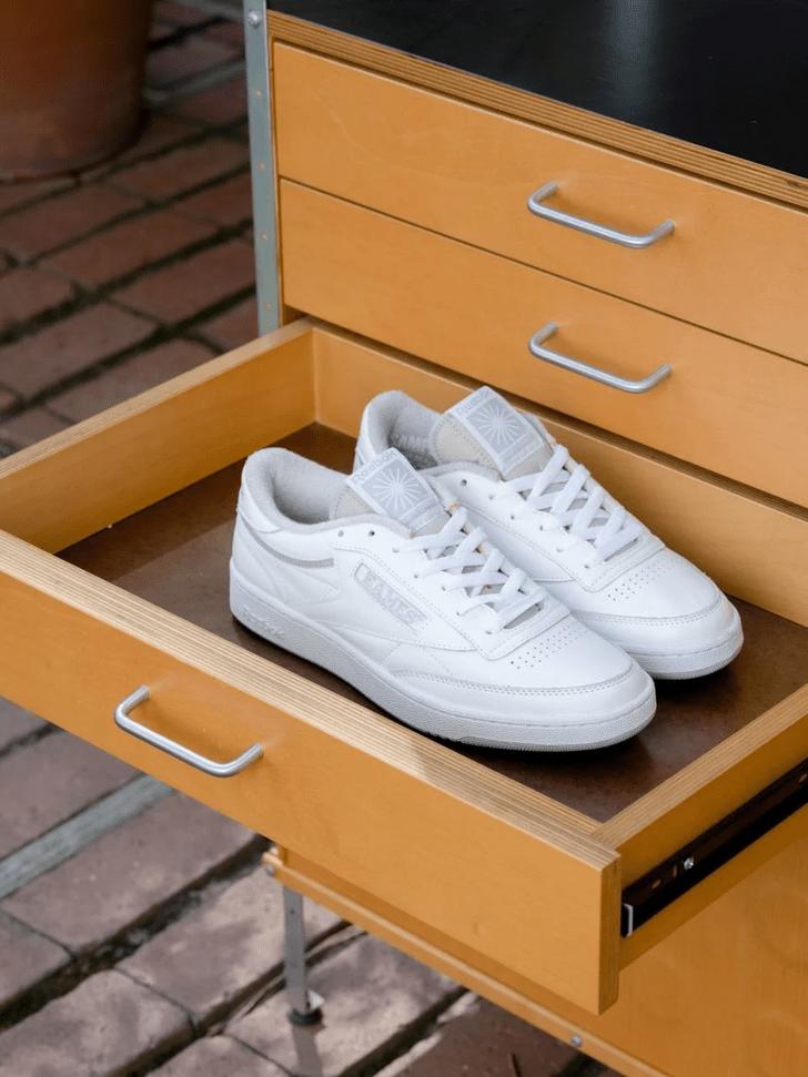 Фото №2 - Reebok выпускает коллекцию кроссовок, посвященную Чарльзу и Рэй Имз