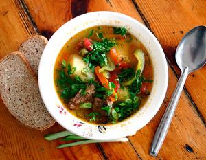 Суп из индейки, суп «Нежность», рецепты супов