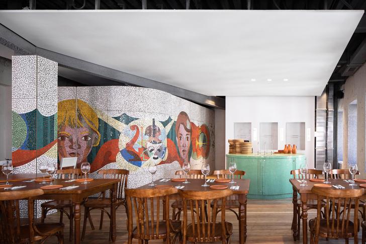 Фото №9 - «Хачапури и вино»: новый ресторан по проекту Бюро Правда