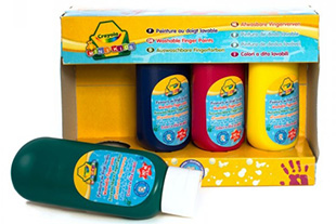 Фото №4 - Пальчиковые краски для малышей