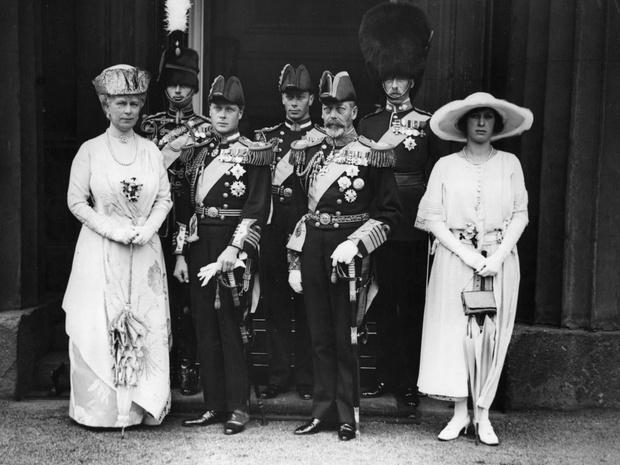 Фото №2 - Почему тетя Королевы отказалась приходить на ее свадьбу с принцем Филиппом