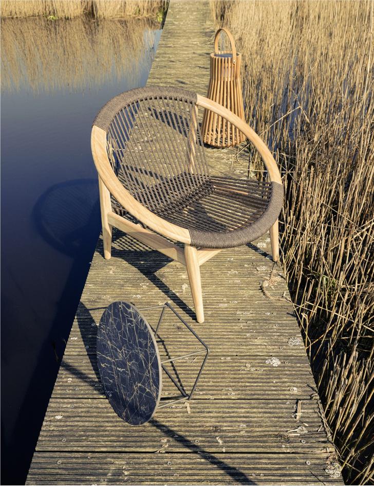 Фото №6 - Выбор ELLE DECORATION: лучшая мебель outdoor для жаркого лета