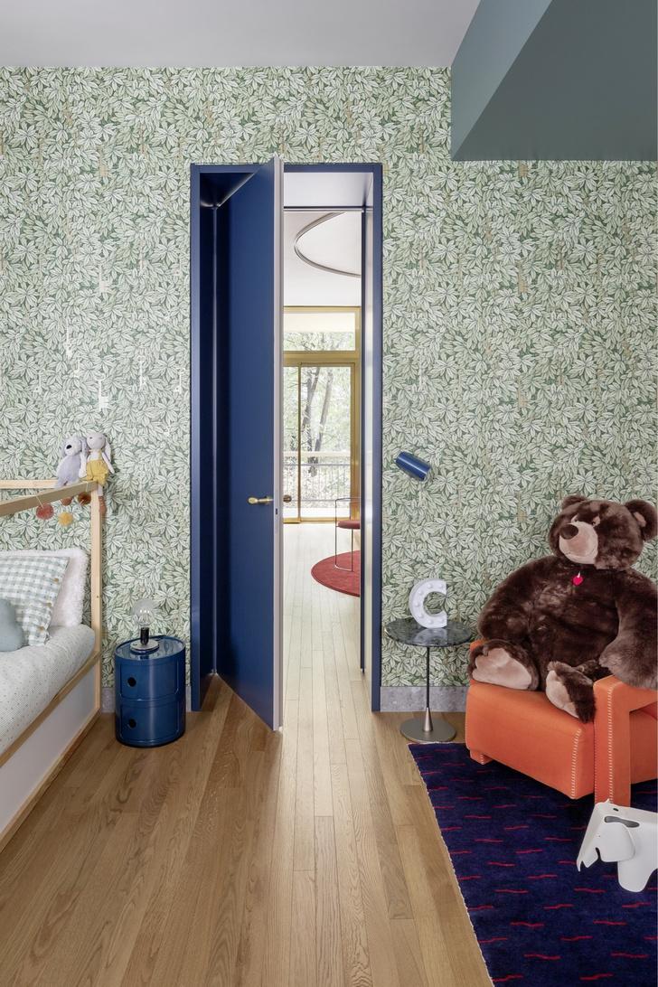 Фото №6 - Интерьер с обложки: квартира в Милане в стиле 1960-х