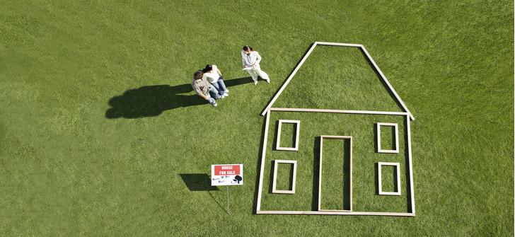 Фото №1 - Как купить недвижимость за рубежом на бумаге и даже получать с нее доход
