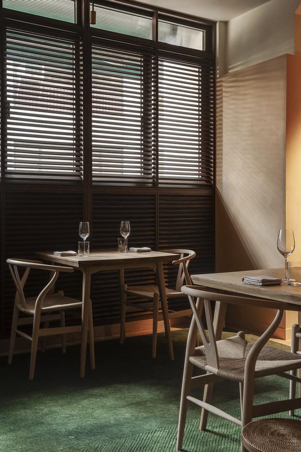 Фото №8 - Ресторан Whey в Гонконге по проекту Snøhetta