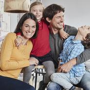 Какая модель семьи подходит вам лучше всего?