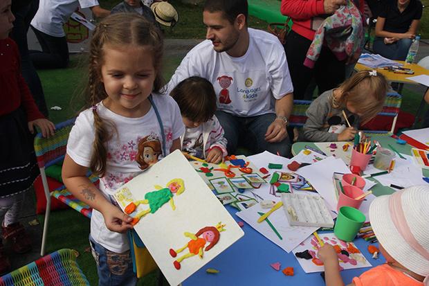 Фото №4 - В Москве состоялся Английский Детский Фестиваль