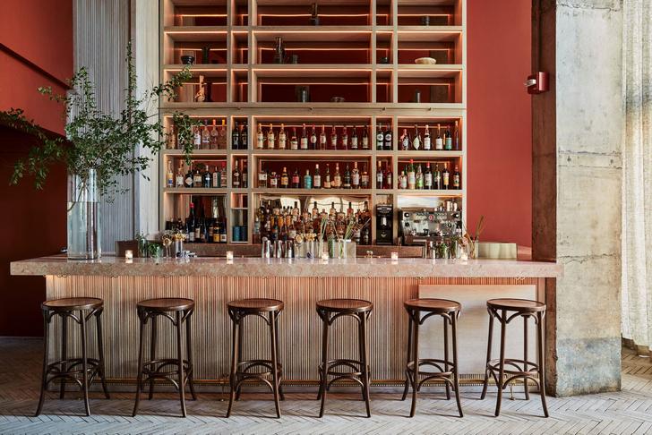 Фото №2 - Эклектичный ресторан Kimika в Нью-Йорке