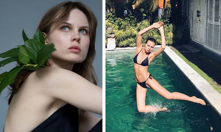 Фото №1 - Знойные фото Александры Ревенко— дебютантки «100 самых сексуальных женщин страны»