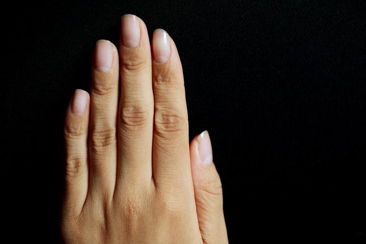 длинные красивые ногти