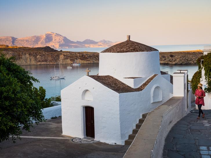 Фото №4 - 4 места в Греции, где идеально отдыхать семьей этим летом